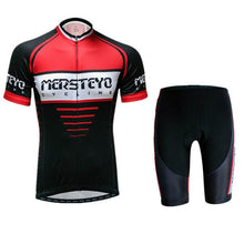 Load image into Gallery viewer, Mersteyo Breathable Pro Team Racing Cycling Jersey/Ropa Ciclismo