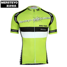 Load image into Gallery viewer, Mersteyo Pro Racing Bike Cycling Jersey Summer Clothing Breathable