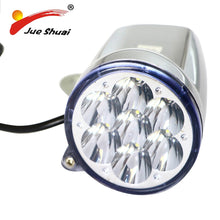 Load image into Gallery viewer, Modern Design 120CM Wire Electricl Bike Front Light Bicycle