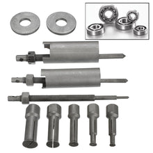 Load image into Gallery viewer, Mofaner Steel Motocycle Inner Bearing Puller Tool Remover Kit