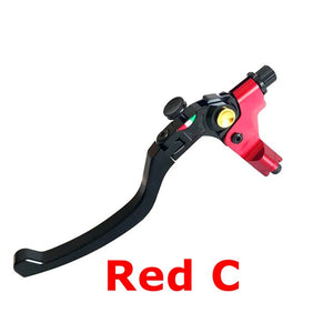 "Motorcycle Cable Clutch Lever Perch Brake Lever 7/8"" 22mm"