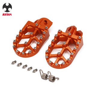 Motorcycle Foot Pegs / Foot Rests For KTM