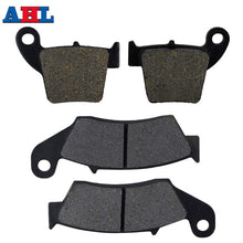 Load image into Gallery viewer, Motorcycle Front Rear Brake Pads For HONDA