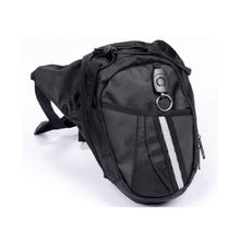 Load image into Gallery viewer, Motorcycle drop leg bag Waterproof Nylon