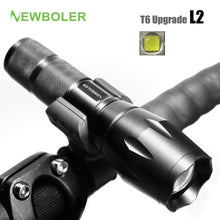 Load image into Gallery viewer, NEWBOLER Bicycle Light 5 Mode XM-L2 LEDront Torch