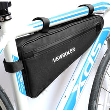Load image into Gallery viewer, NEWBOLER Bicycle Triangle Bag Bike