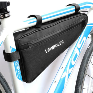 NEWBOLER Bicycle Triangle Bag Bike