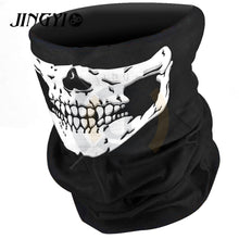 Load image into Gallery viewer, Motorcycle Skull Shield Face Airsoft Mask