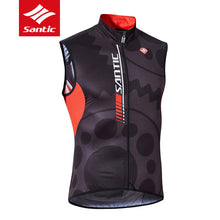 Load image into Gallery viewer, Santic Mens Breathable Cycling Vest