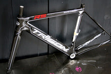Load image into Gallery viewer, New Trigon Darkness Race Carbon Road Frame set