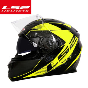 Original New Genuine helmet LS2 ff328 dual lens motocycle helmet