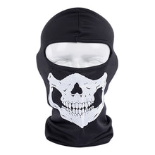 Load image into Gallery viewer, Outdoor Skull Balaclava Full Face Mask Bicycle Cycling