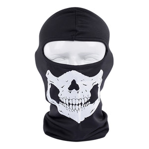 Outdoor Skull Balaclava Full Face Mask Bicycle Cycling