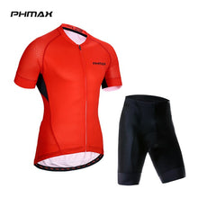 Load image into Gallery viewer, PHMAX 2019 Pro Cycling Clothing Mountain Bicycle Clothes