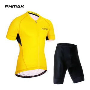 PHMAX 2019 Pro Cycling Clothing Mountain Bicycle Clothes