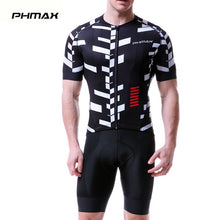 Load image into Gallery viewer, PHMAX 2019 Summer Anti-UV Cycling Jersey Set Mountian Bicycle Cycling Sportswear