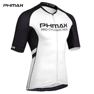 PHMAX Cycling Clothing Sets Italy Silicon Grippers  Cycling Jersey Set