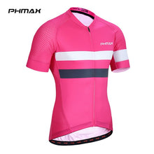 Load image into Gallery viewer, PHMAX Men Cycling Jersey MTB Cycling Clothing Bike Wear Clothe Short