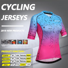Load image into Gallery viewer, PHMAX Quick Dry Team jersey cycling Summer Short Sleeve MTB Bike  Cycling