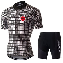 Load image into Gallery viewer, Phtxolue Cycling Clothing Cycling Sets Bike Clothing/Breathable  Jerseys sets