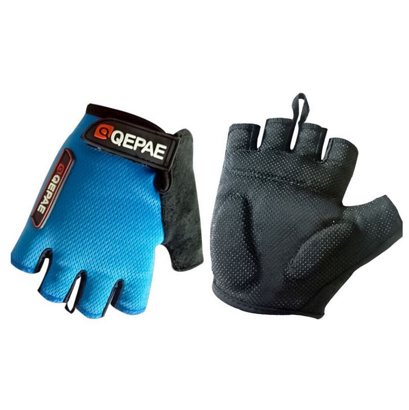 Qepae Full Finger Cycling Gloves Women/'s Gel Padded Bike Bicycle MTB Gloves S-XL