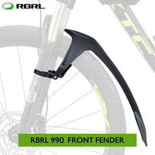 Load image into Gallery viewer, RBRL 24 26 27.5 29 inch Mountain Bicycle Fenders Tail Soft TPE