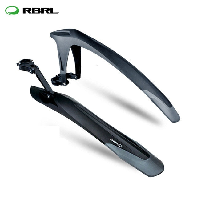 RBRL 24 26 27.5 29 inch Mountain Bicycle Fenders Tail Soft TPE