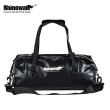 Load image into Gallery viewer, RHINOWALK 2018 Bicycle Panniers Rear Rack Bag Cycling Travel Luggage Case