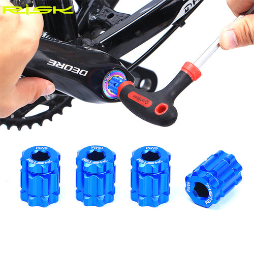 RISK Bicycle Crank Remove & Install Tool for Shimano XT R Series