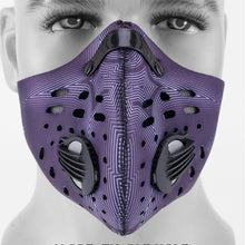 Load image into Gallery viewer, ROCKBROS Anti-dust Cycling Face Mask Cover Breathable Respirator