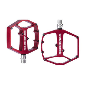 ROCKBROS Bike Pedals In A Bicycle Pedal Aluminum Alloy Pedal MTB