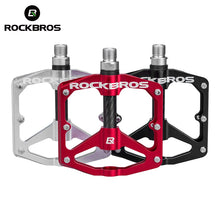 Load image into Gallery viewer, ROCKBROS Bike Pedals In A Bicycle Pedal Aluminum Alloy Pedal MTB