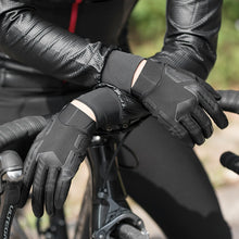 Load image into Gallery viewer, ROCKBROS Cycling Bike Gloves Touch Screen Windproof Long Gloves