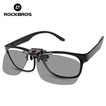 Load image into Gallery viewer, ROCKBROS Cycling Bike Polarized Eyewear Clip Men Women Outdoor Sports Sunglasses