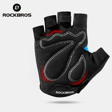 Load image into Gallery viewer, ROCKBROS Cycling Gloves Half Finger Summer Men Women Breathable