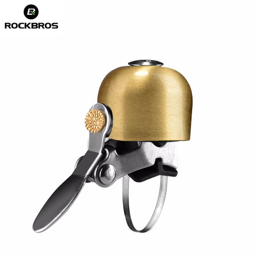 ROCKBROS Front Handlebar Bell Sound Classical Ring Horn Sport