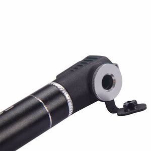 ROCKBROS Mini Portable Bicycle Pump 100 Psi Aluminum