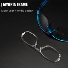 Load image into Gallery viewer, ROCKBROS New Photochromic Glasses Cycling Gradient Frame UV400