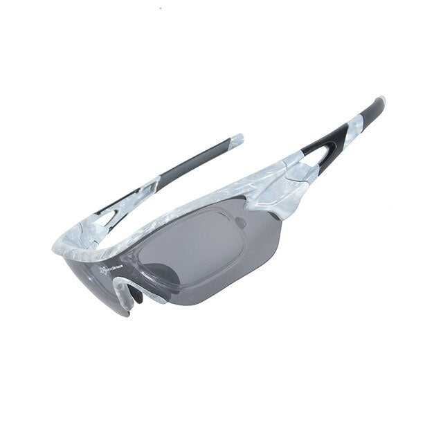 ROCKBROS Polarized Cycling Sunglasses UV400 Professional Cycling