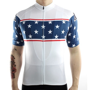 Racmmer  2018 Country Model Cycling Jersey Summer MTB Bicycle Clothing