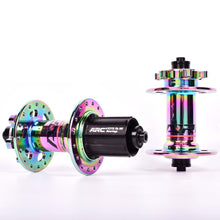 Load image into Gallery viewer, Rainbow ARC hub MTB mountain bike hub NBK bearing bicycle hubs 32 Holes