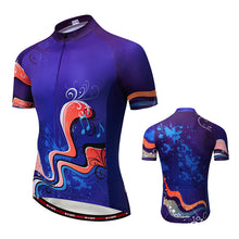 Load image into Gallery viewer, Ralvpha Cycling Jersey 2019 Pro Team Bike Jersey Triathlon Summer