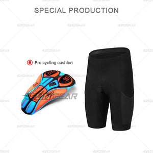 Ralvpha Cycling Jersey 2019 Pro Team Bike Jersey Triathlon Summer