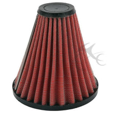 Load image into Gallery viewer, Red Colour Spike Air Cleaner Filter For Harley Honda