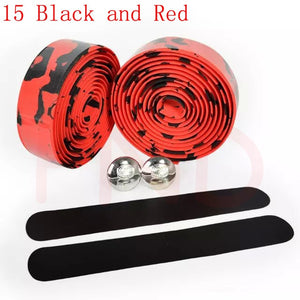 Road Bike Bicycle Handlebar tape Camouflage Cycling Handle Belt