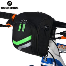 Load image into Gallery viewer, RockBros Bicycle Bike Handlebar Bag With Rain Cover Cycling