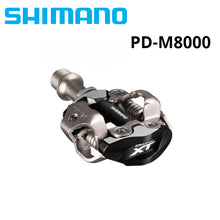 Load image into Gallery viewer, SHIMANO XT PD M8000 Bicycle Pedal SPD Pedals