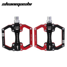 Load image into Gallery viewer, SMS Bicycle Pedals Aluminum Alloy MTB Road Bike Cycling Parts Non-slip