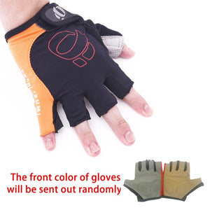 SPORTSHUB Unisex Anti-slip Bike/Bicycle/Cycling Gloves Half Finger
