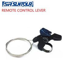 Load image into Gallery viewer, SR SUNTOUR Fork remote contorl fork Remote Lockout wire control Lever
